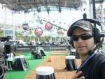 Super Bowl XLI: Pre-game VIP concert